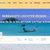 Nomaquito Reisebuchung